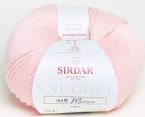 Sirdar Snuggly 100% Merino 4 ply 50g - 041 Powder
